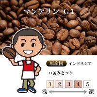 マンデリン G1 [自家焙煎珈琲豆]